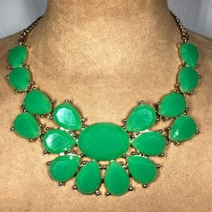 Green Francesca Necklace